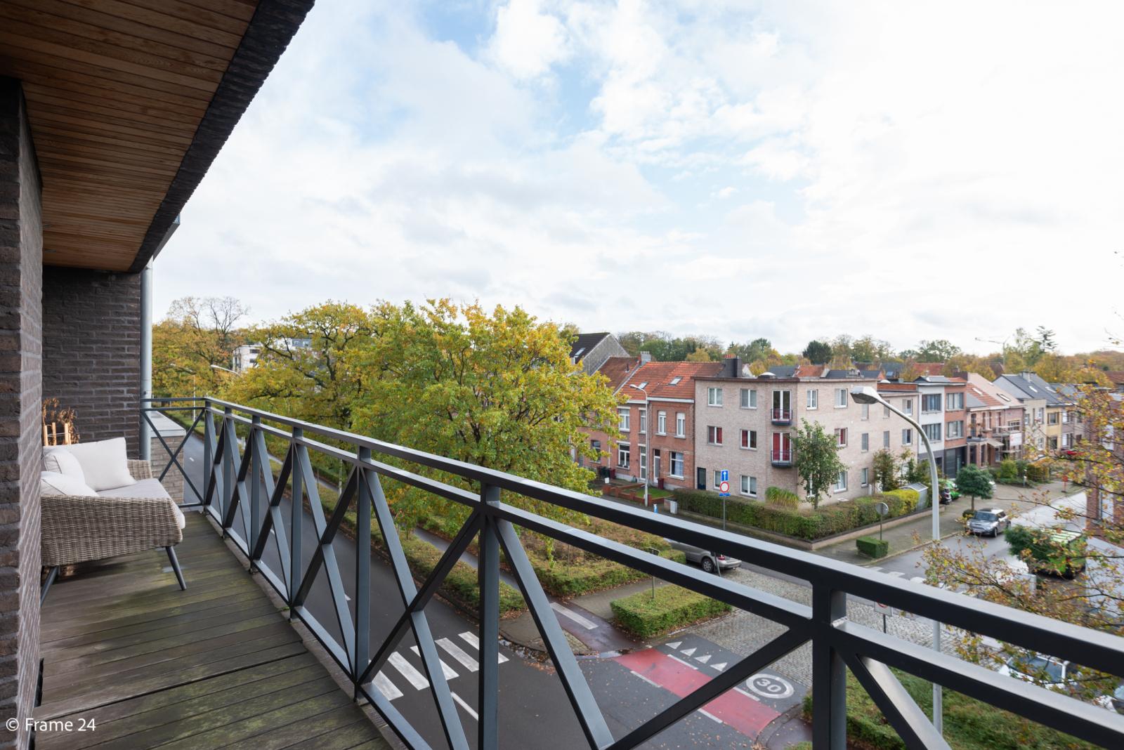Nieuw appartement met twee slaapkamers en twee terrassen op centrale locatie te Schoten! afbeelding 17