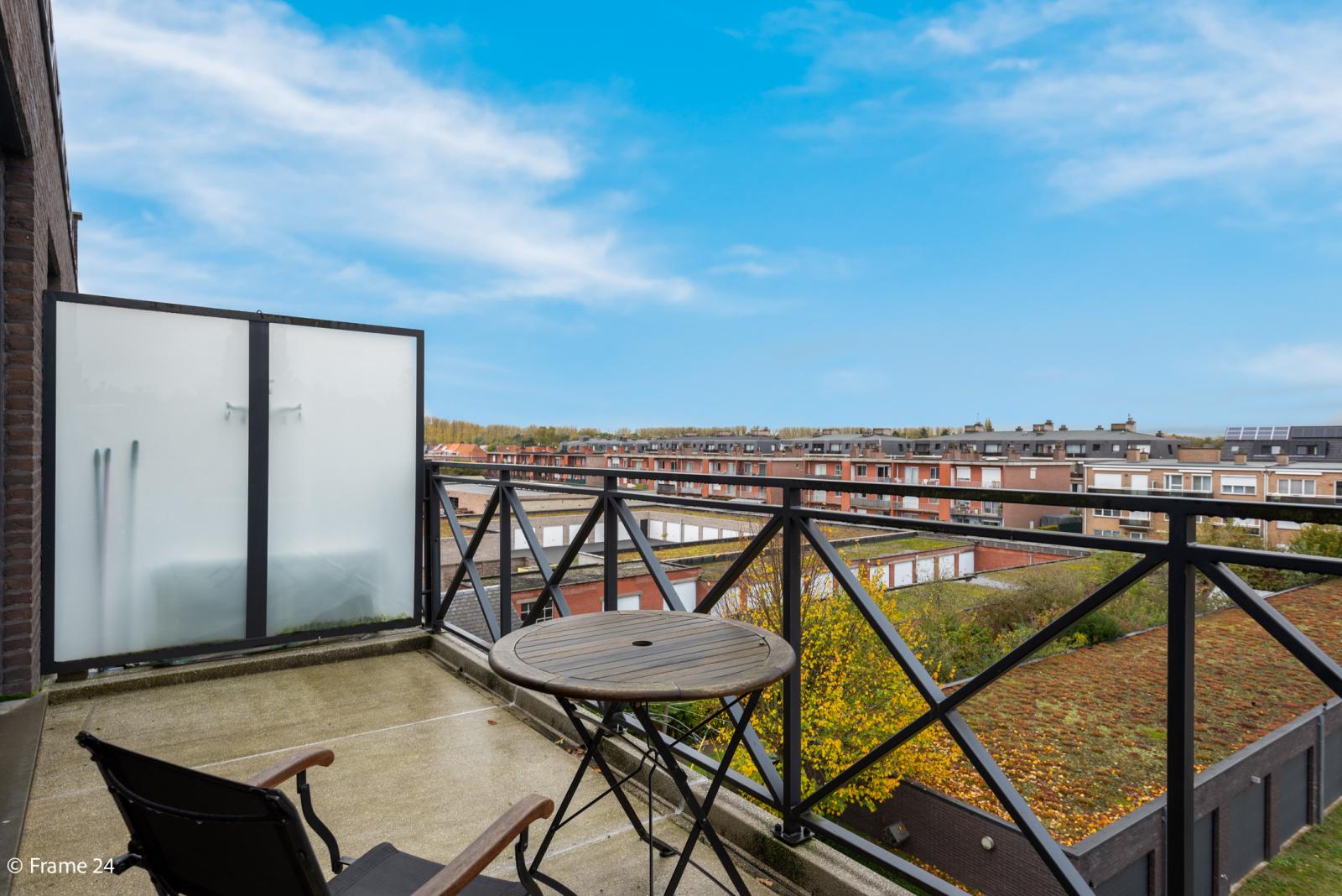 Nieuw appartement met twee slaapkamers en twee terrassen op centrale locatie te Schoten! afbeelding 14