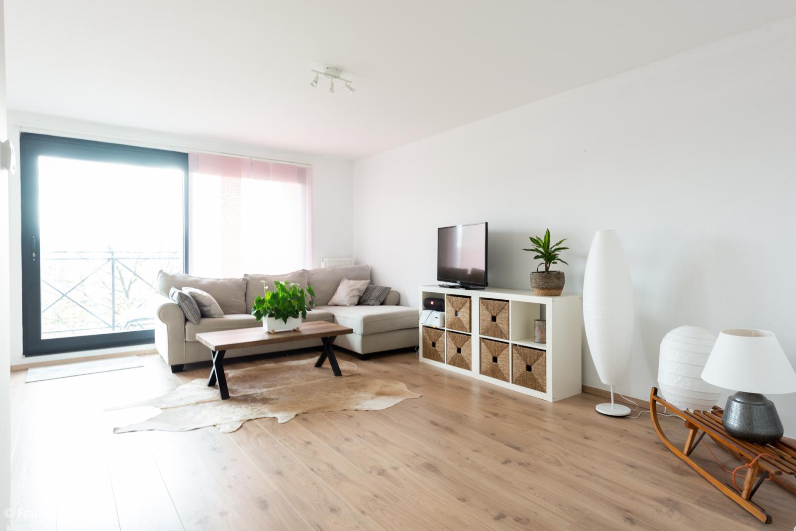 Nieuw appartement met twee slaapkamers en twee terrassen op centrale locatie te Schoten! afbeelding 8