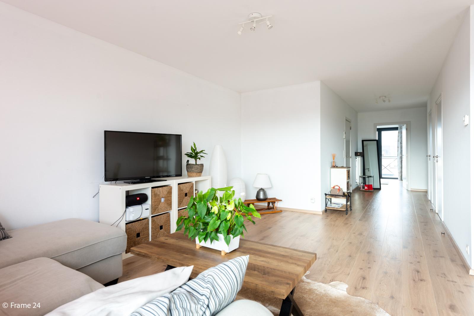 Nieuw appartement met twee slaapkamers en twee terrassen op centrale locatie te Schoten! afbeelding 9