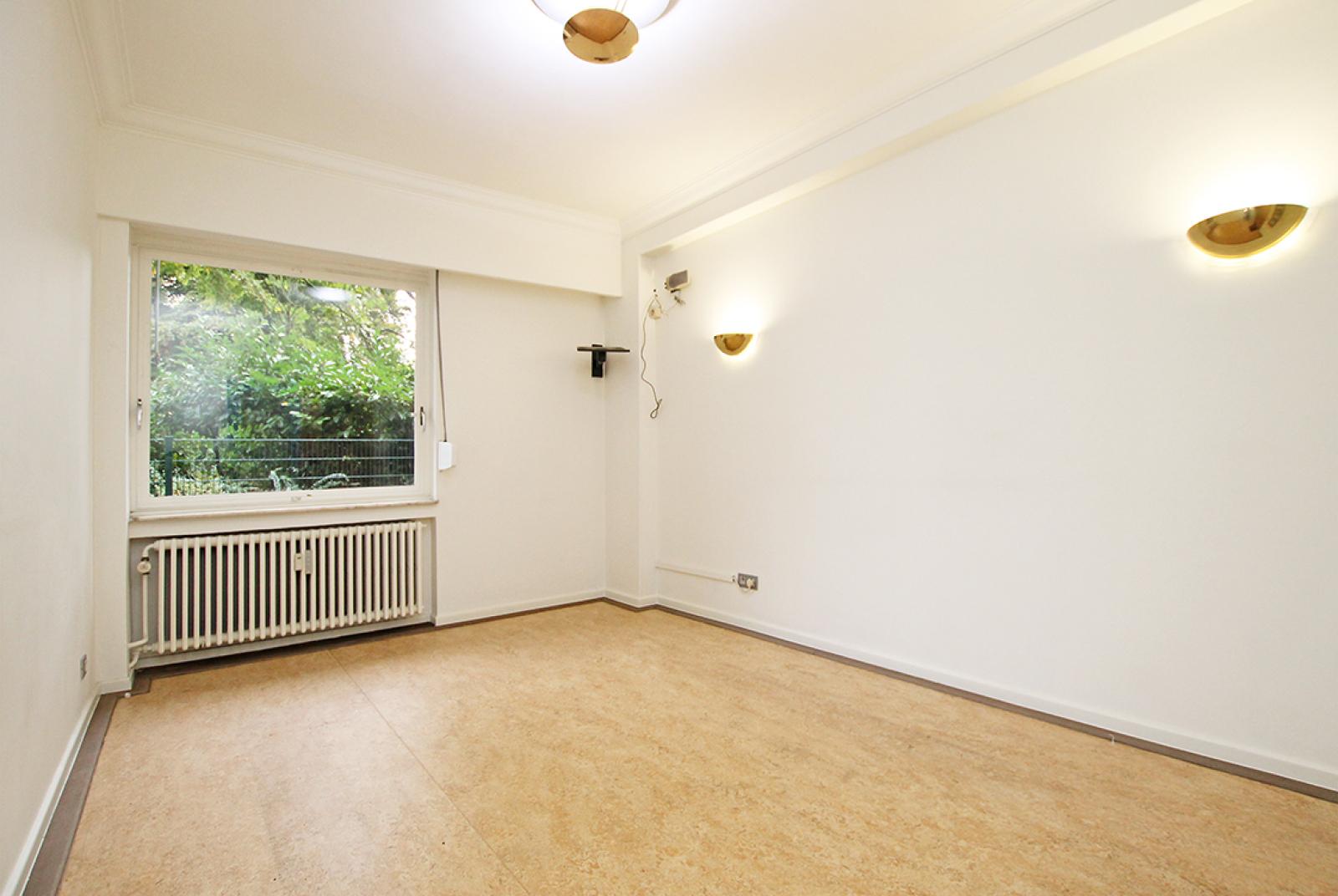 Kantoorruimte op het gelijkvloers (80 m²) aan het Harmoniepark te Antwerpen! afbeelding 4
