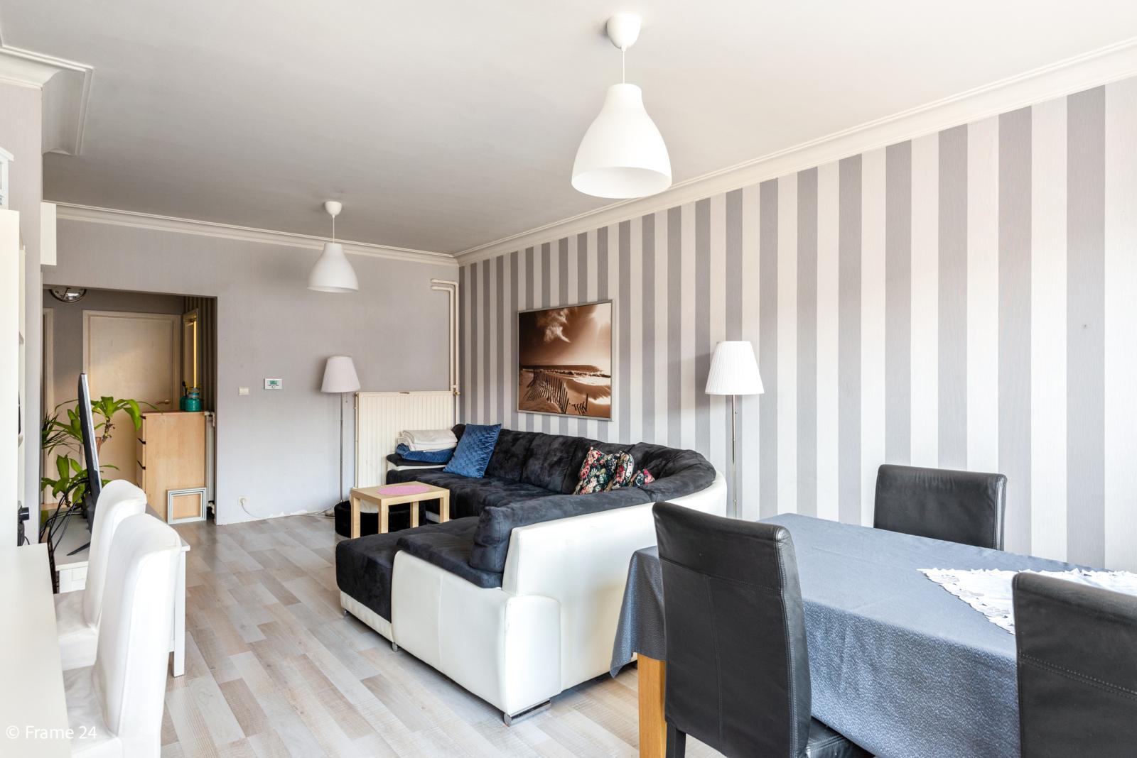 Leuk appartement met twee slaapkamers te Wommelgem! afbeelding 3