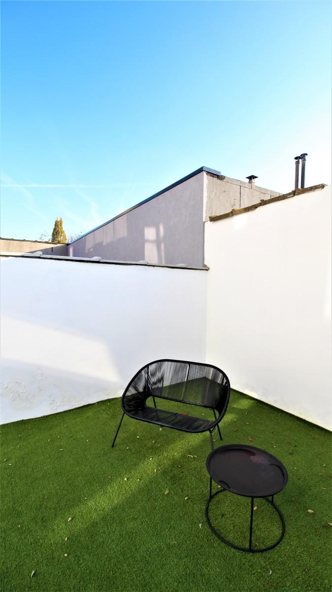 Gerenoveerd appartement met één slaapkamer op centrale ligging te Mortsel! afbeelding 14
