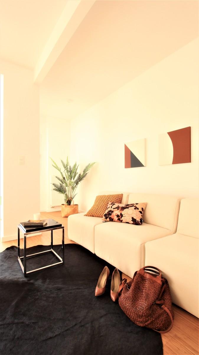 Gerenoveerd appartement met één slaapkamer op centrale ligging te Mortsel! afbeelding 3