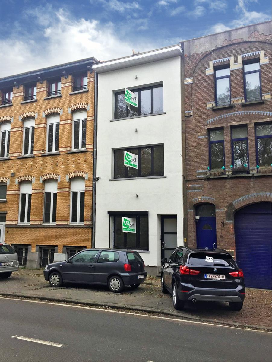 Gerenoveerd appartement met twee slaapkamers op centrale ligging te Mortsel! afbeelding 11