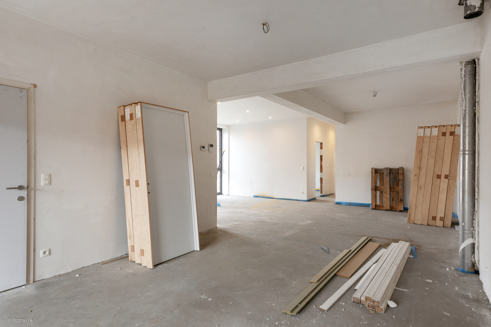 Riant vernieuwd appartement (147 m²) op centrale ligging te Walem! afbeelding 4