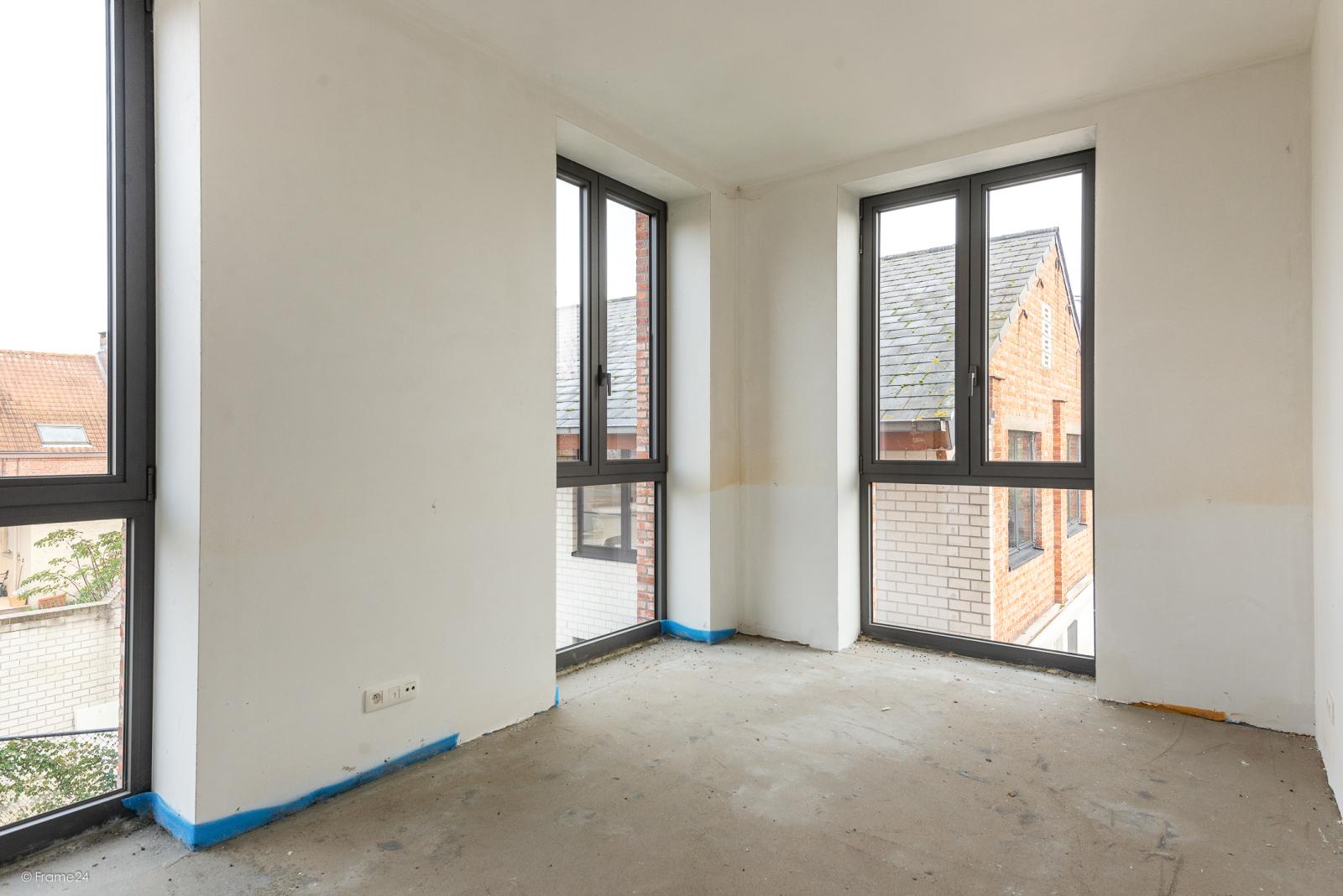 Riant vernieuwd appartement (147 m²) op centrale ligging te Walem! afbeelding 7