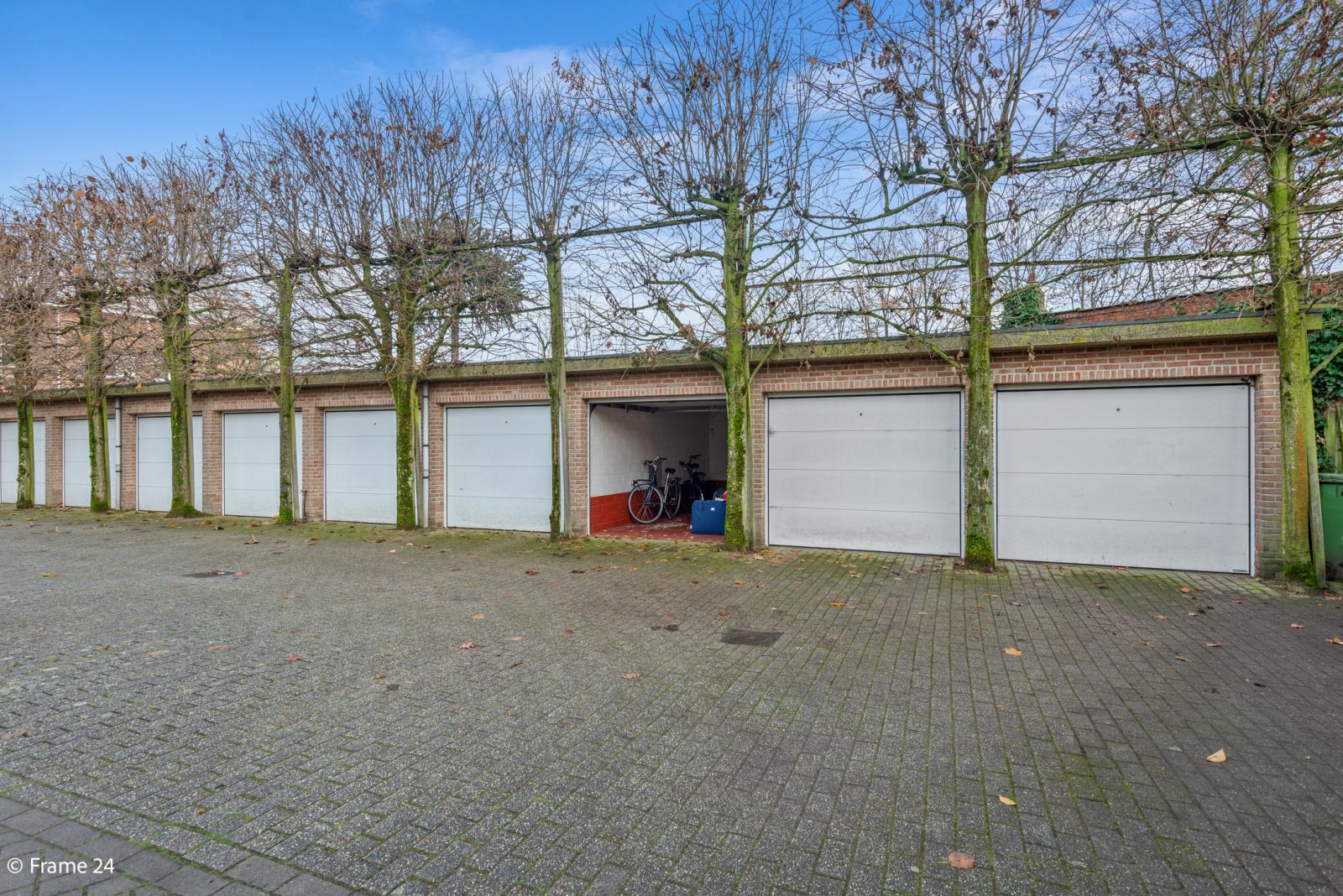 Knus appartement met één slaapkamer, terras en garagebox te Merksem! afbeelding 17