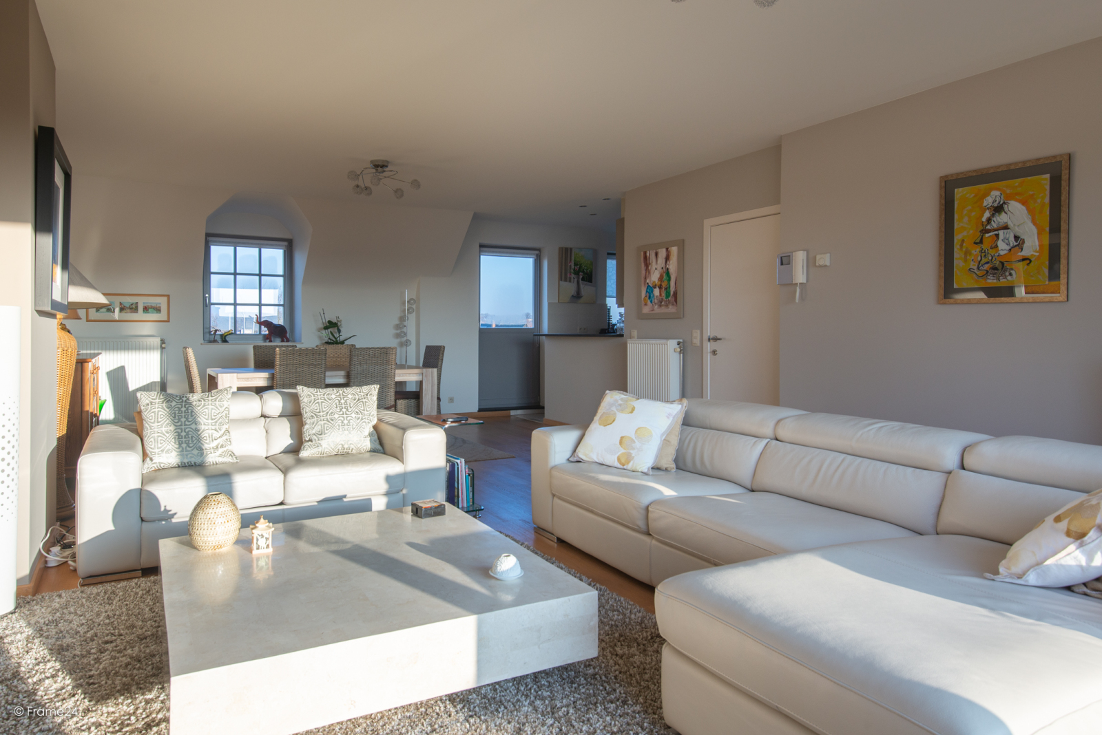 Riant dakappartement (130 m²) met zonnig terras in residentie 'Eyserhof' te Wijnegem! afbeelding 5