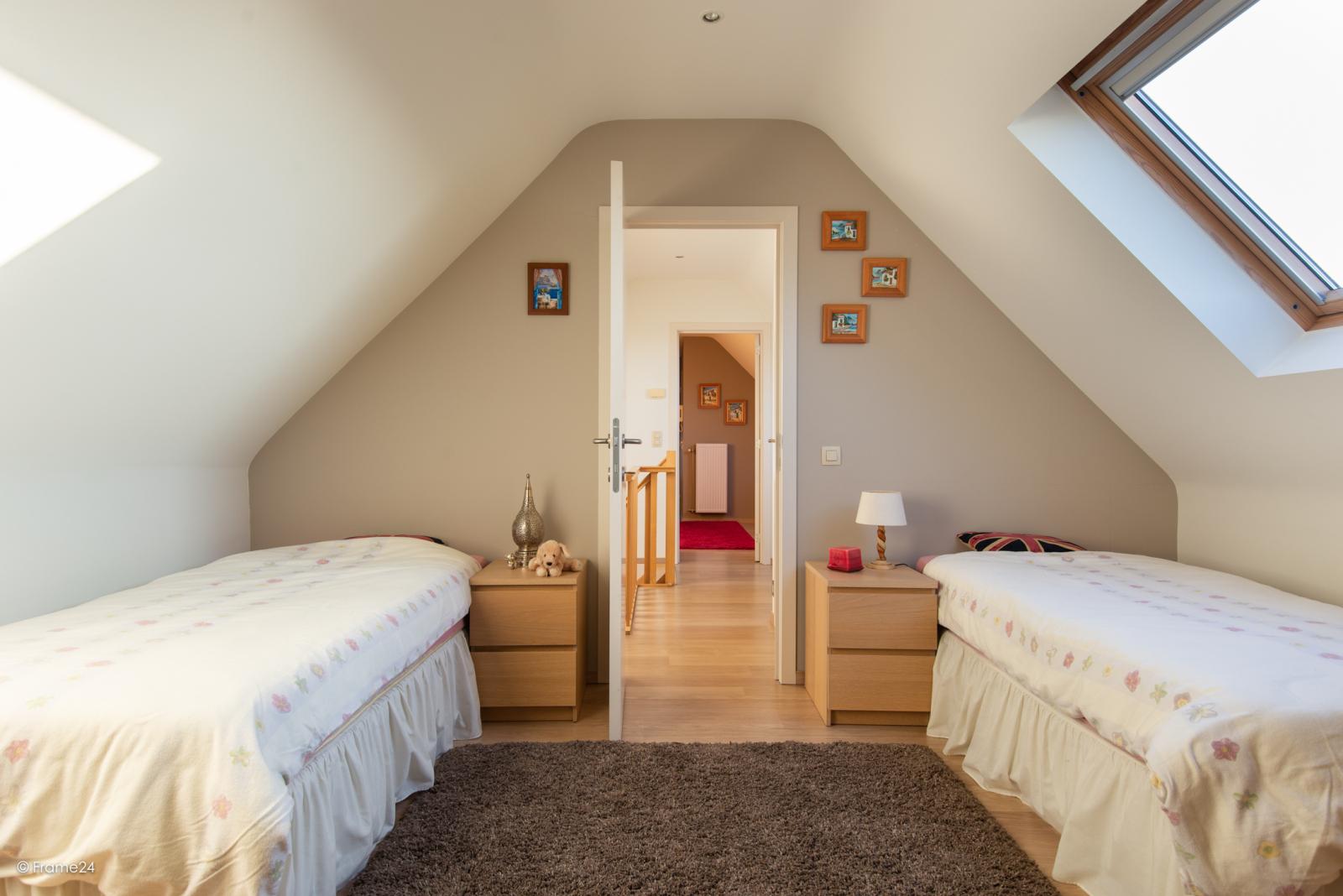 Riant dakappartement (130 m²) met zonnig terras in residentie 'Eyserhof' te Wijnegem! afbeelding 18