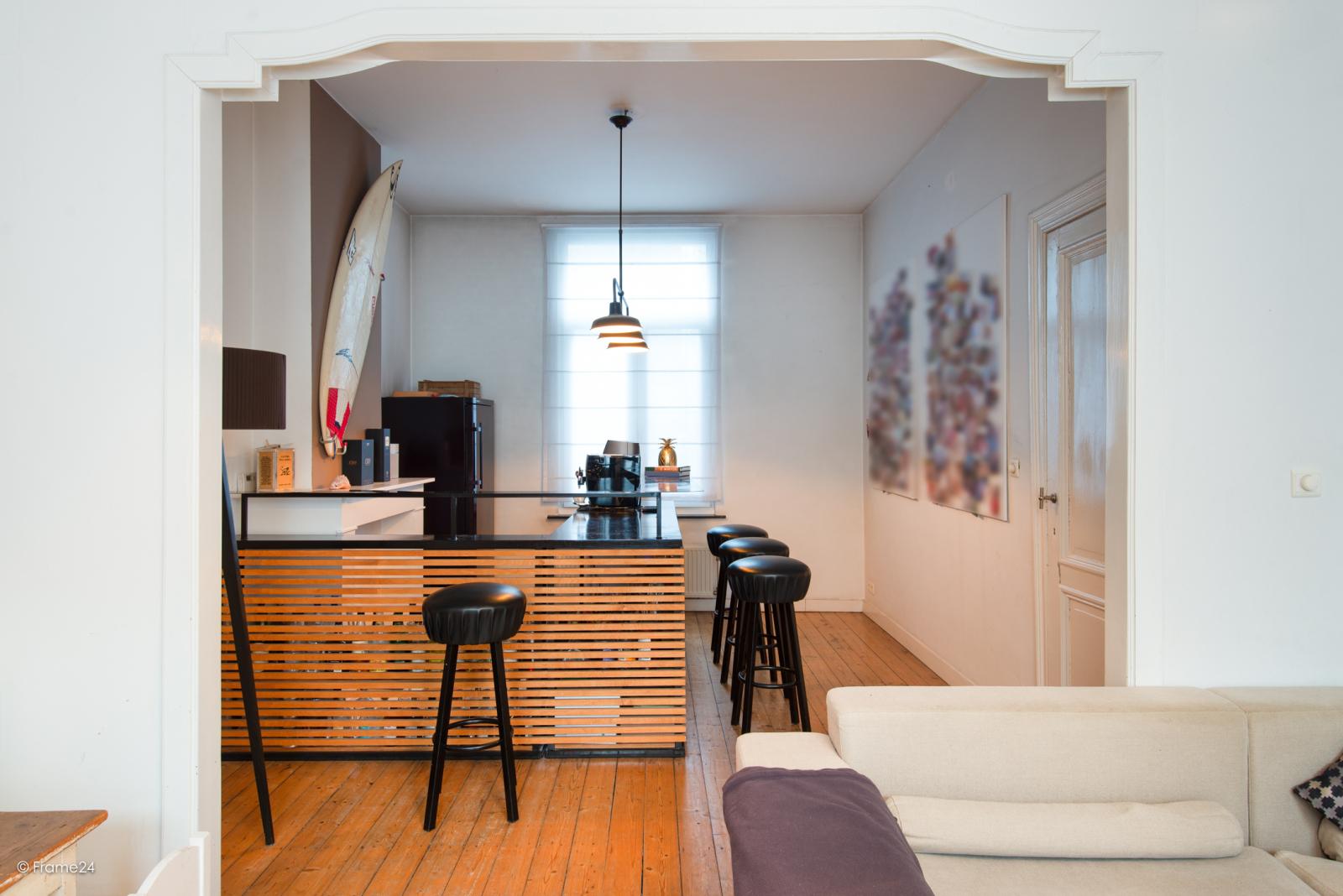 Riante woning in art-nouveaustijl met vijf slaapkamers in een prachtige laan te Wilrijk!  afbeelding 15