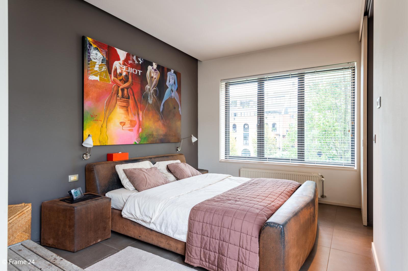 Riante loft (135 m²) met drie terrassen (53 m²) te Borgerhout! afbeelding 7