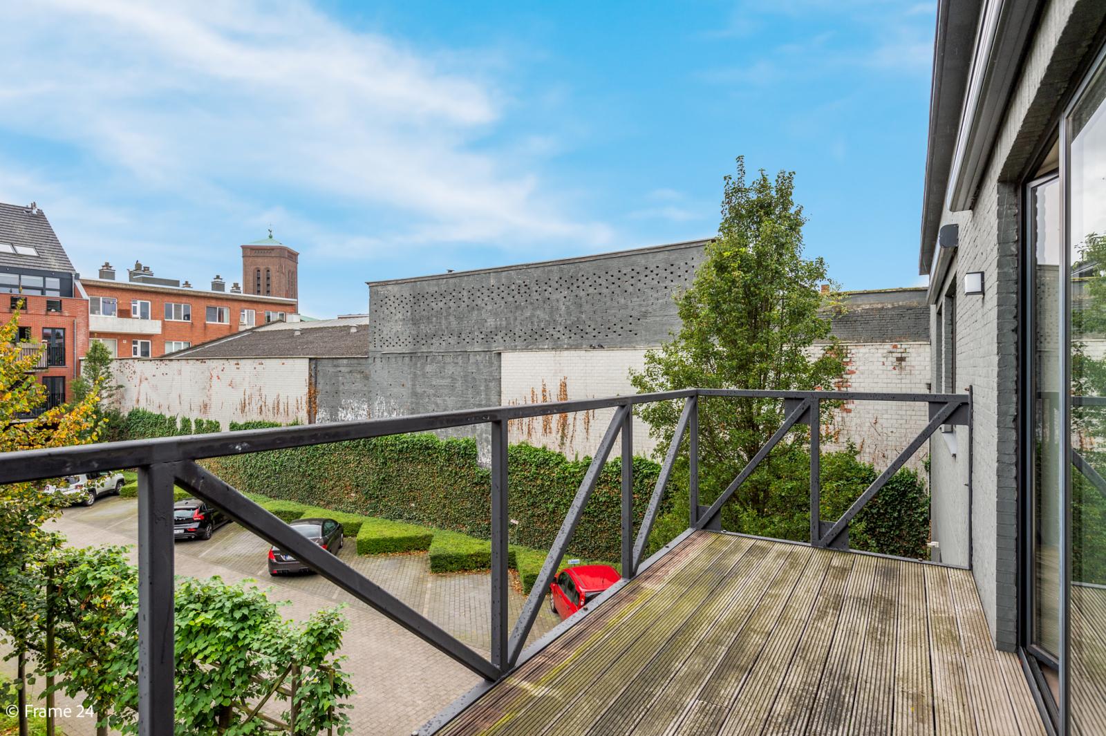 Riante loft (135 m²) met drie terrassen (53 m²) te Borgerhout! afbeelding 19