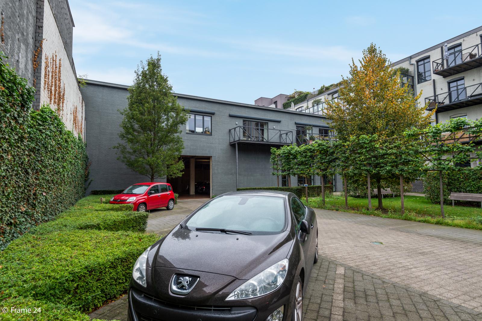 Riante loft (135 m²) met drie terrassen (53 m²) te Borgerhout! afbeelding 20