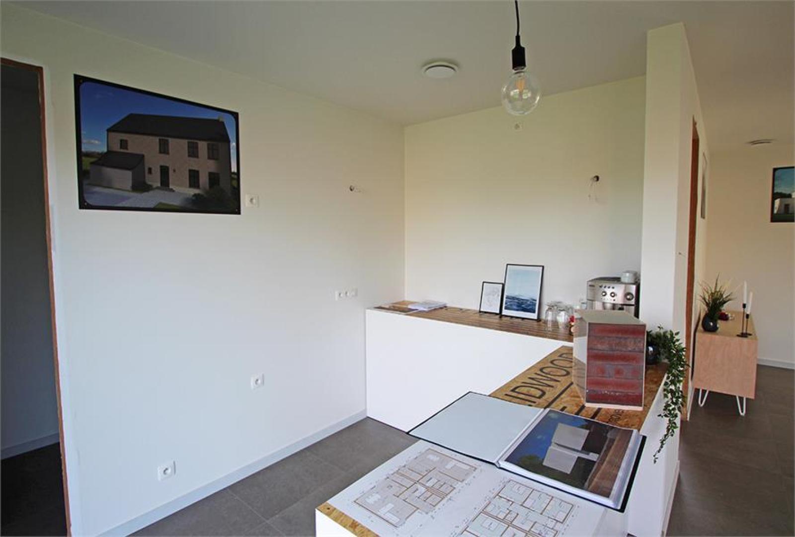 Ruime en hedendaagse nieuwbouw BEN- woning met E-peil 30 te Zandhoven! afbeelding 4