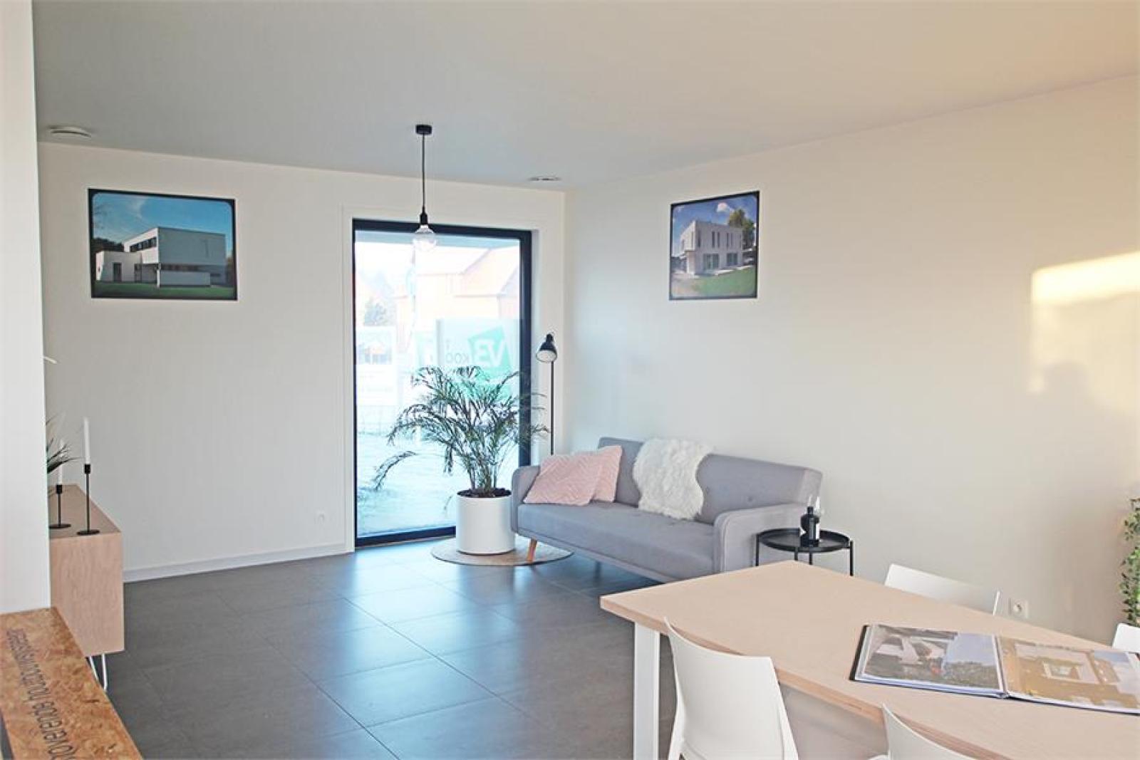 Ruime en hedendaagse nieuwbouw BEN- woning met E-peil 30 te Zandhoven! afbeelding 1
