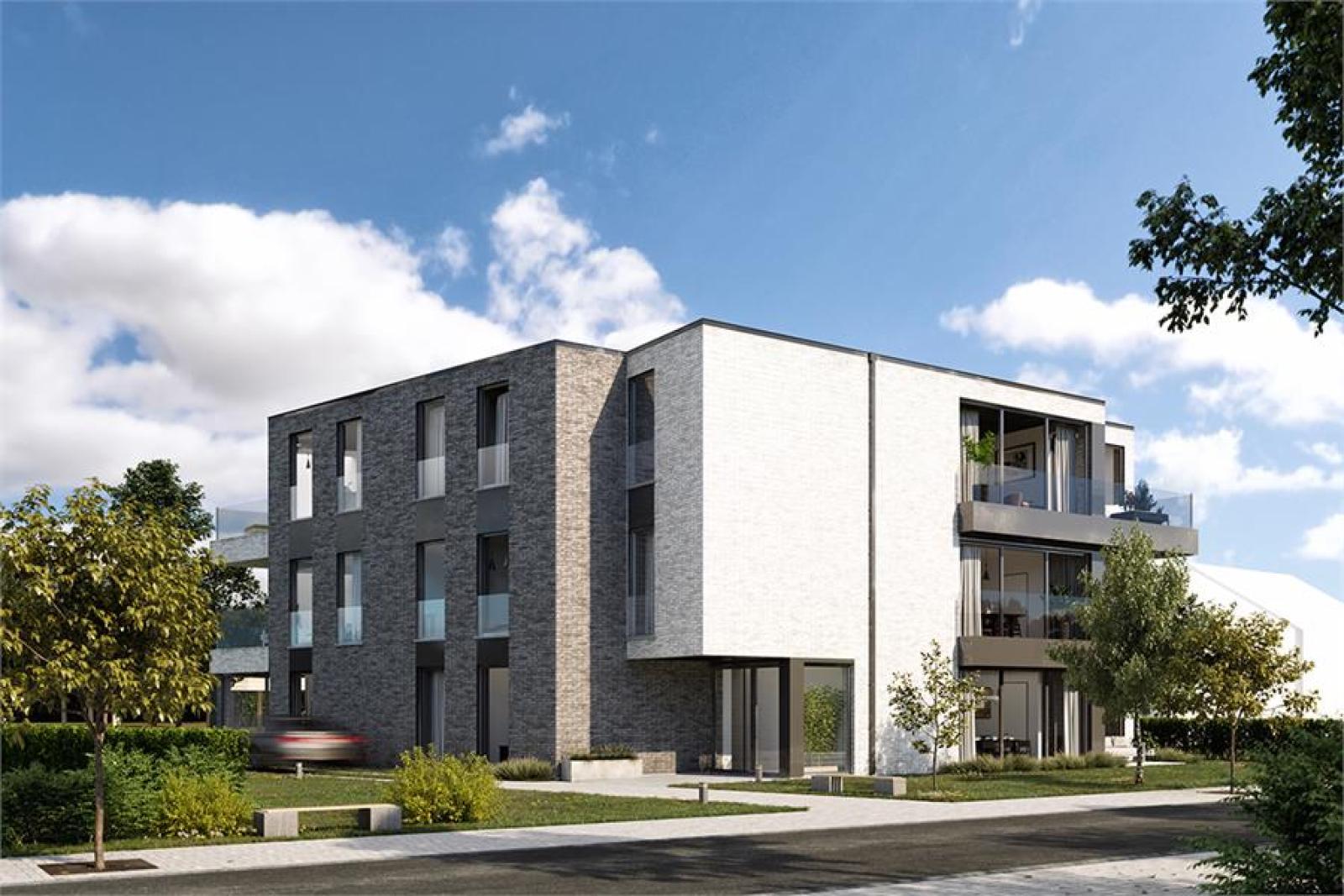 Prachtig gelijkvloers appartement te Zandhoven, met zicht op agrarisch gebied! afbeelding 3