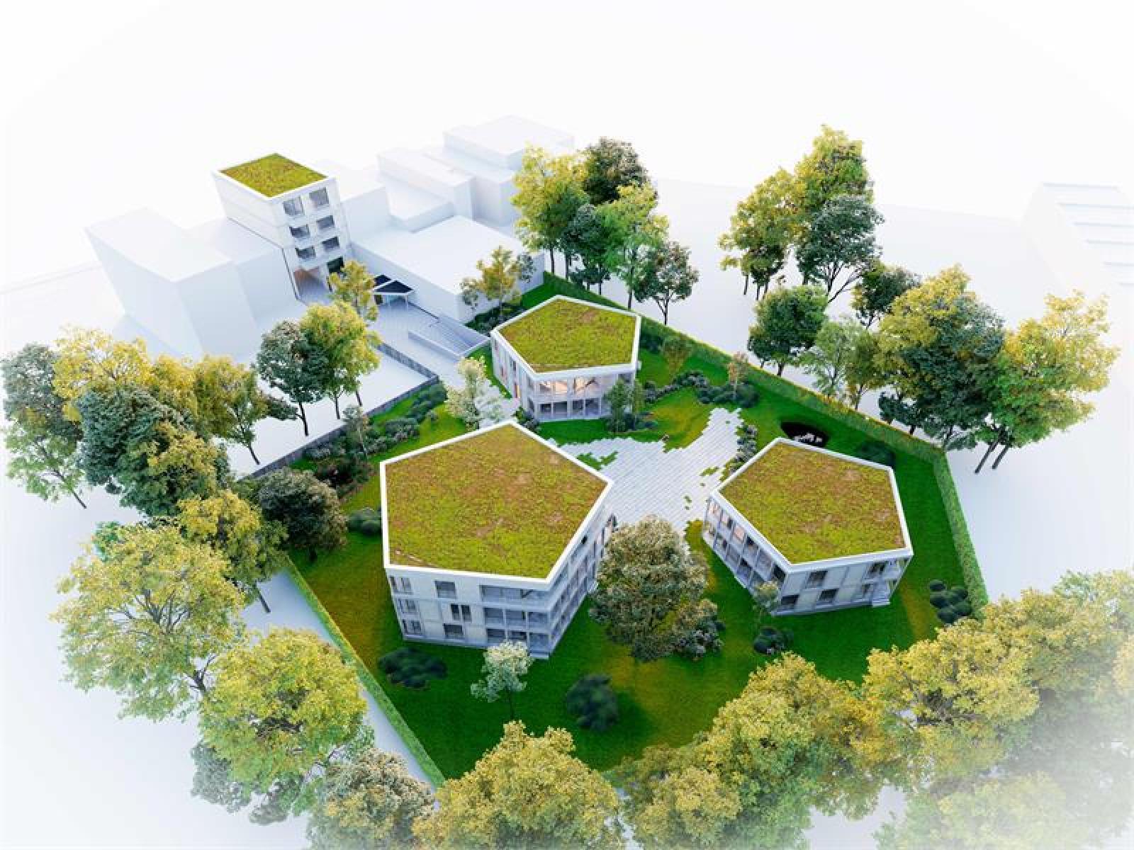 Nieuwbouw BEN-appartement op de gelijkvloers verdieping in prachtig binnengebied! afbeelding 6