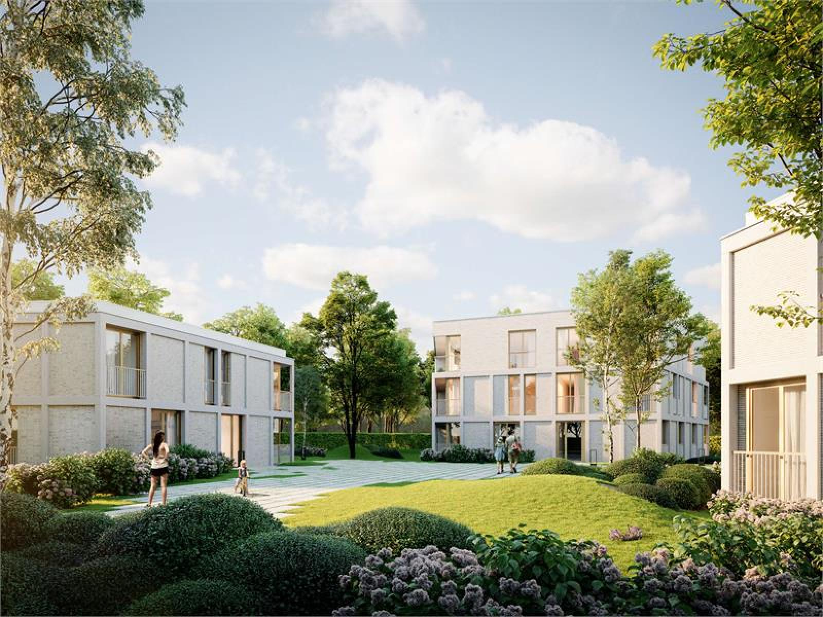 Nieuwbouw BEN-appartement op de gelijkvloers verdieping in prachtig binnengebied! afbeelding 5