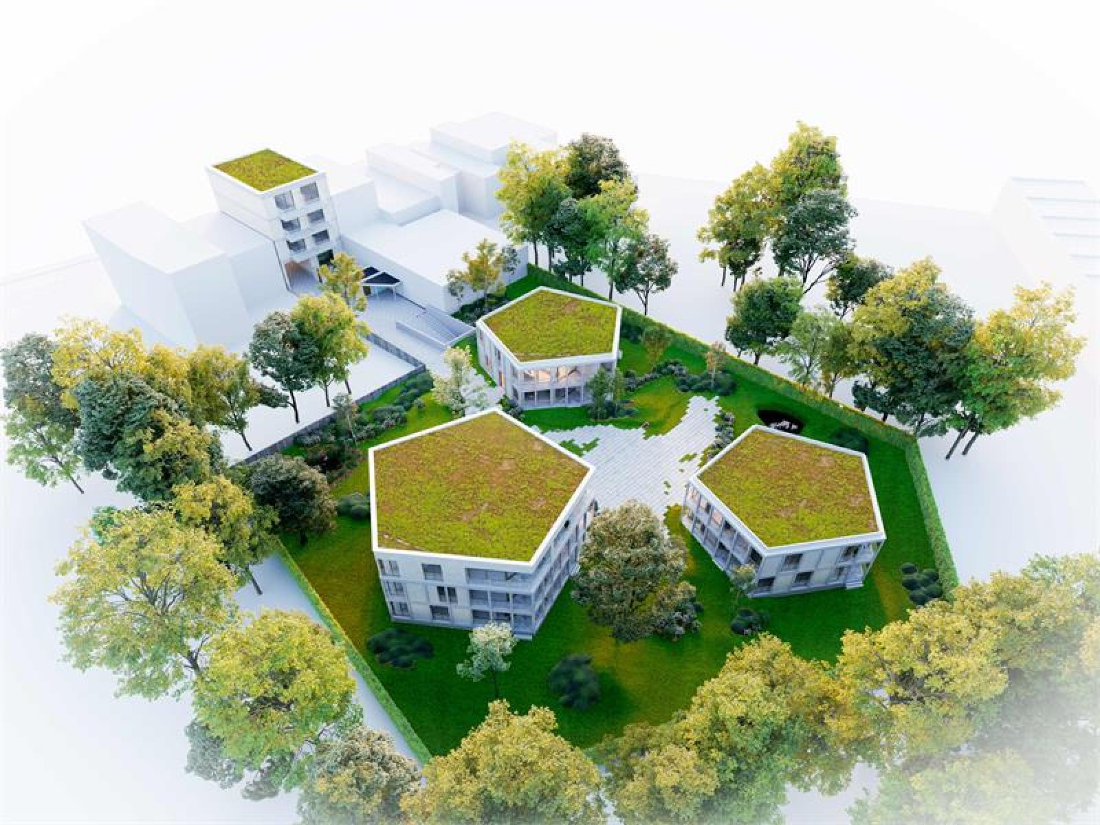 Nieuwbouw BEN-appartement op de derde verdieping op centale locatie te Deurne! afbeelding 3