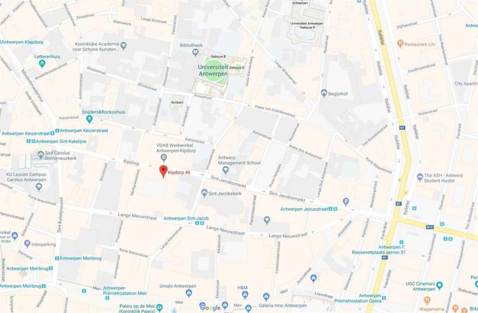 Verschillende ondergrondse staanplaatsen beschikbaar op zeer goede locatie te Antwerpen! afbeelding 3