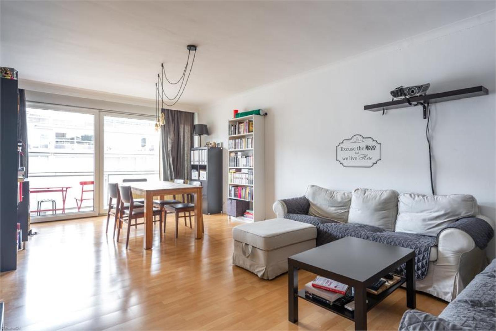 Instapklaar appartement (77 m²) met twee slaapkamers op centrale ligging te Deurne! afbeelding 4