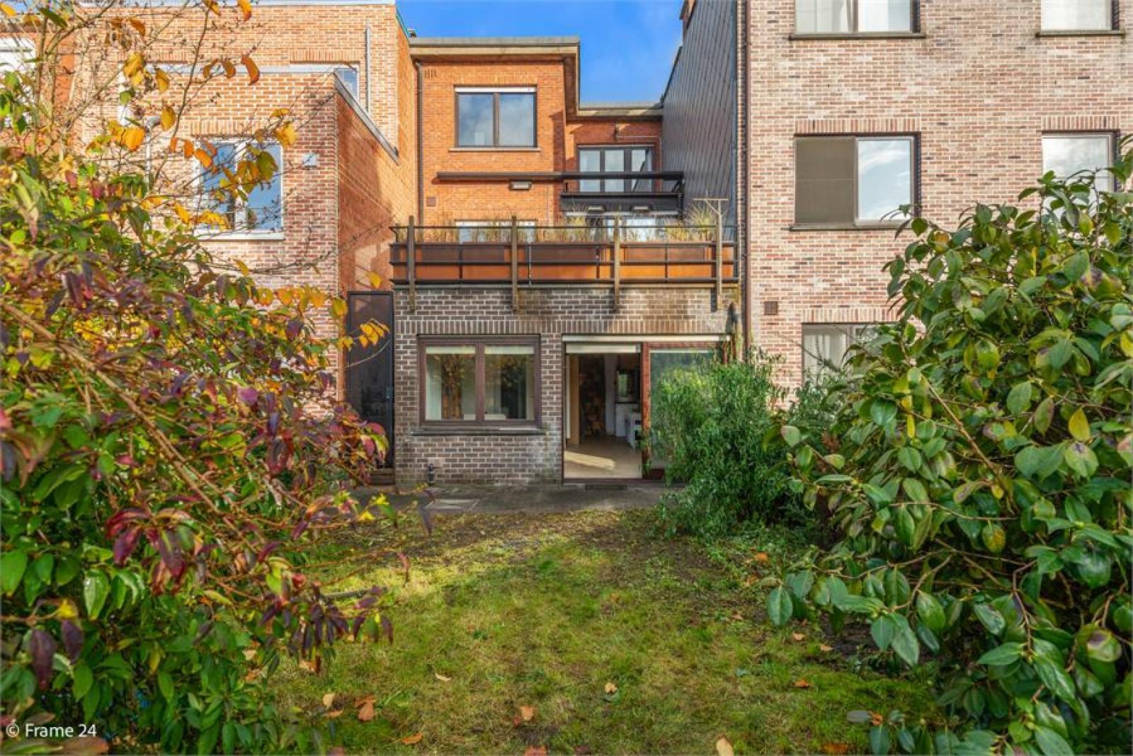 Verzorgde bel-étage met 3 slaapkamers, tuin en garage nabij centrum Wijnegem gelegen. afbeelding 22