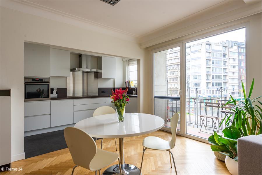 Vernieuwd en riant appartement (115 m²) in Diamantwijk te Antwerpen! afbeelding 5