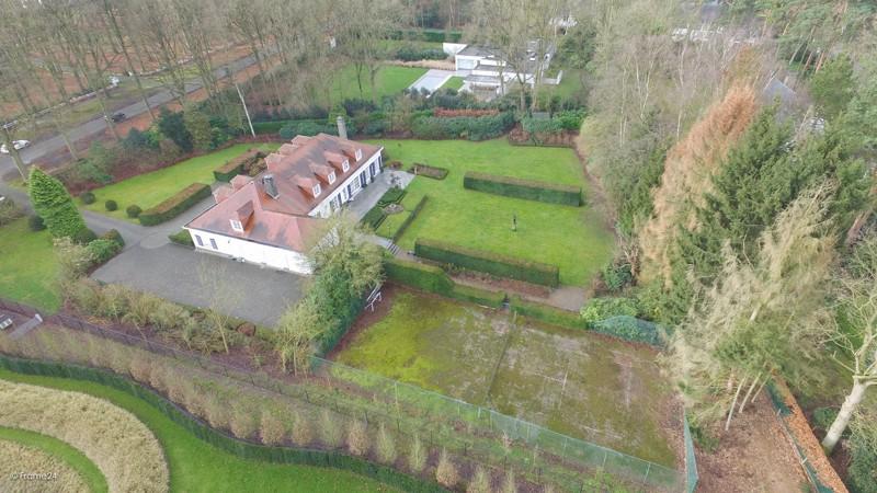 Riante Franse villa op een perceel van 5.400 m² te Schilde. afbeelding 34