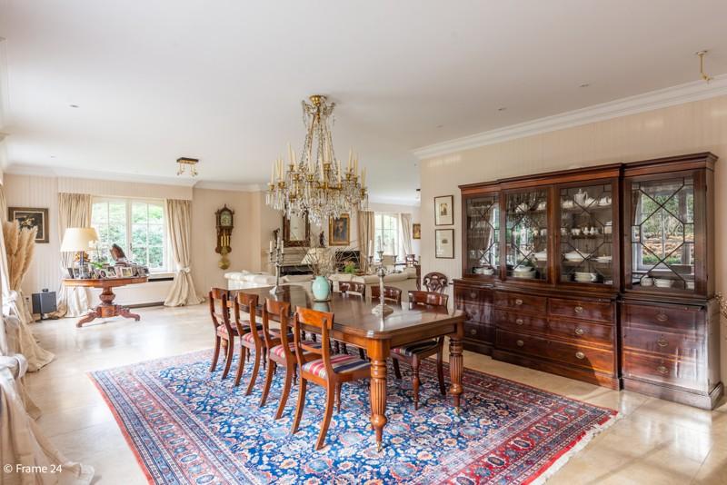 Riante Franse villa op een perceel van 5.400 m² te Schilde. afbeelding 7