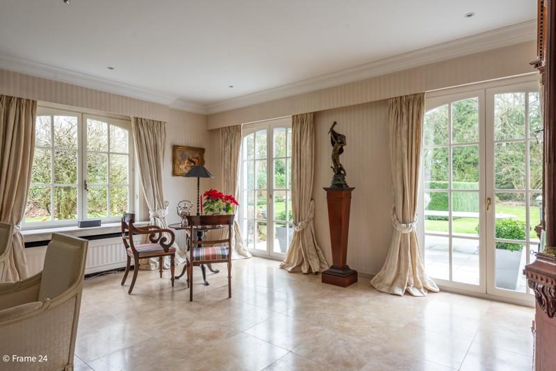 Riante Franse villa op een perceel van 5.400 m² te Schilde. afbeelding 9