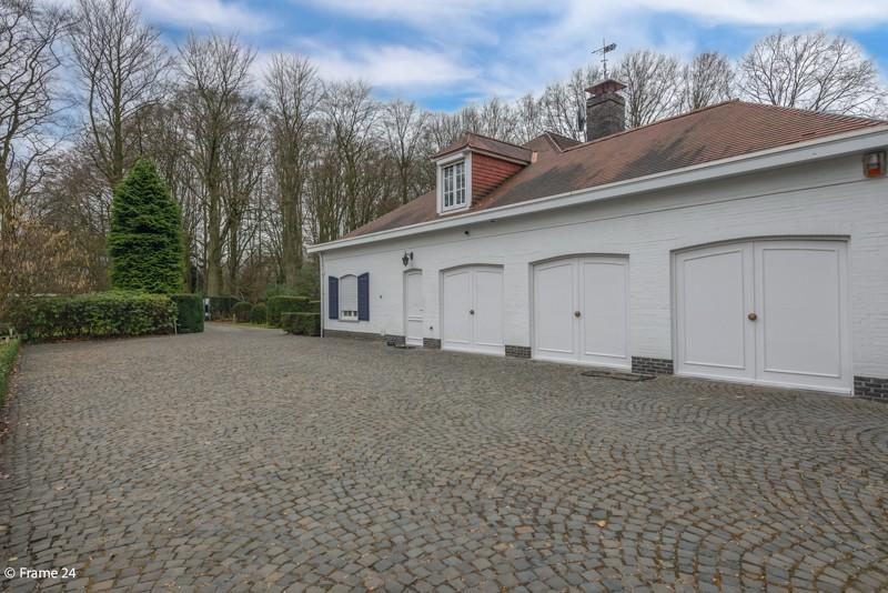 Riante Franse villa op een perceel van 5.400 m² te Schilde. afbeelding 31