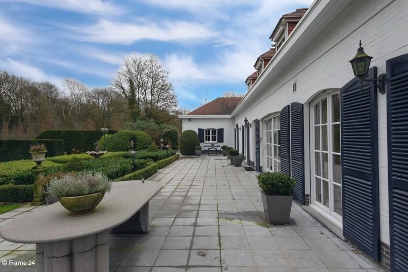 Riante Franse villa op een perceel van 5.400 m² te Schilde. afbeelding 29