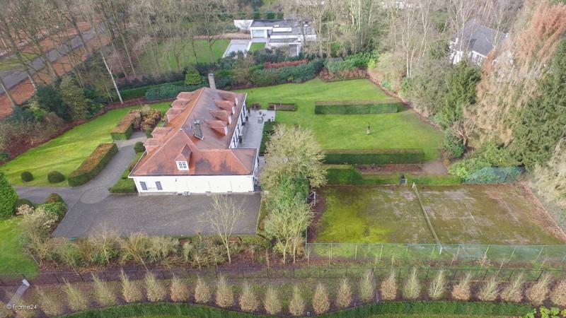 Riante Franse villa op een perceel van 5.400 m² te Schilde. afbeelding 41