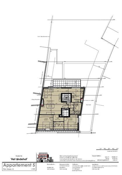 Prachtige penthouse met aangenaam ZW-terras. afbeelding 5