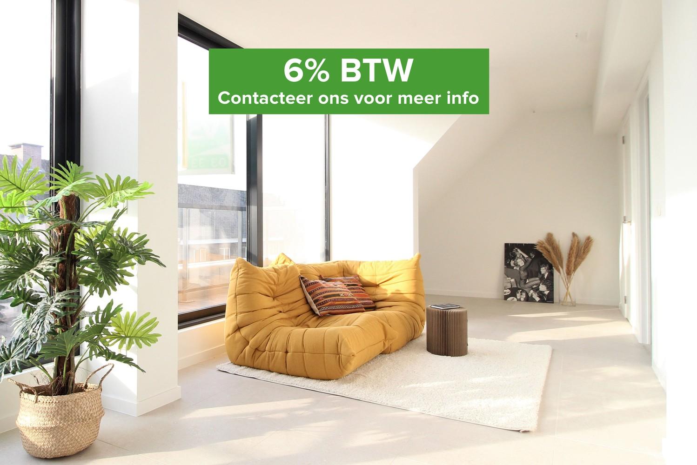 Prachtige penthouse met 2 terrassen en 2 slaapkamers op toplocatie te Wommelgem! afbeelding 1