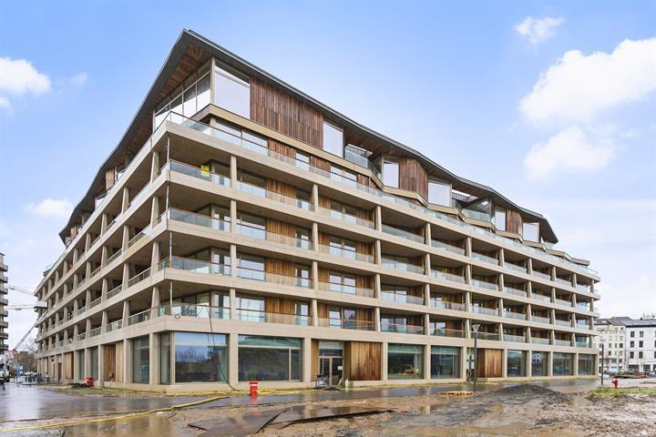 Riant nieuwbouwappartement (100 m²) op unieke ligging te Antwerpen! afbeelding 4