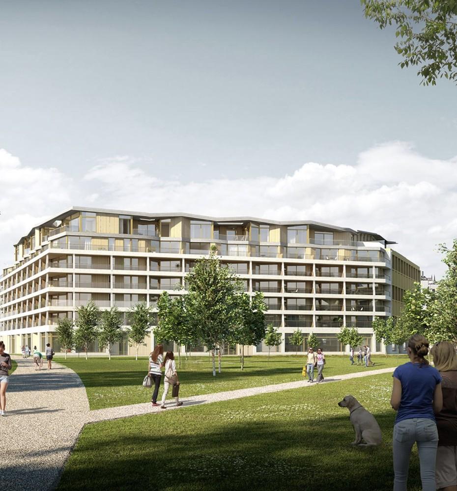 Riant nieuwbouwappartement (100 m²) op unieke ligging te Antwerpen! afbeelding 3
