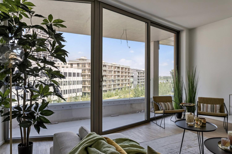 Riant nieuwbouwappartement (100 m²) op unieke ligging te Antwerpen! afbeelding 1
