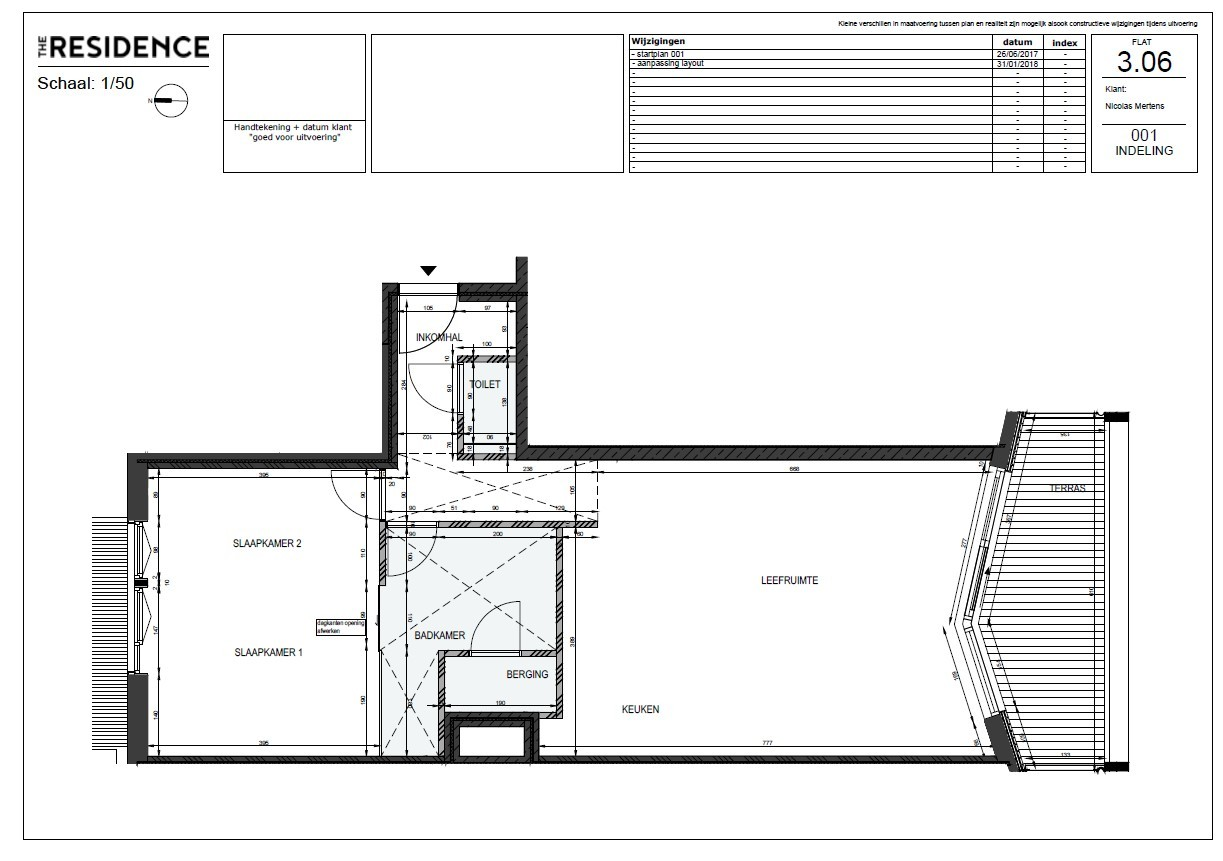 Riant nieuwbouwappartement (100 m²) op unieke ligging te Antwerpen! afbeelding 5