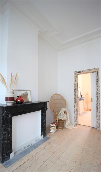 Prachtige volledig vernieuwde herenwoning met authentieke elementen te Antwerpen! afbeelding 29