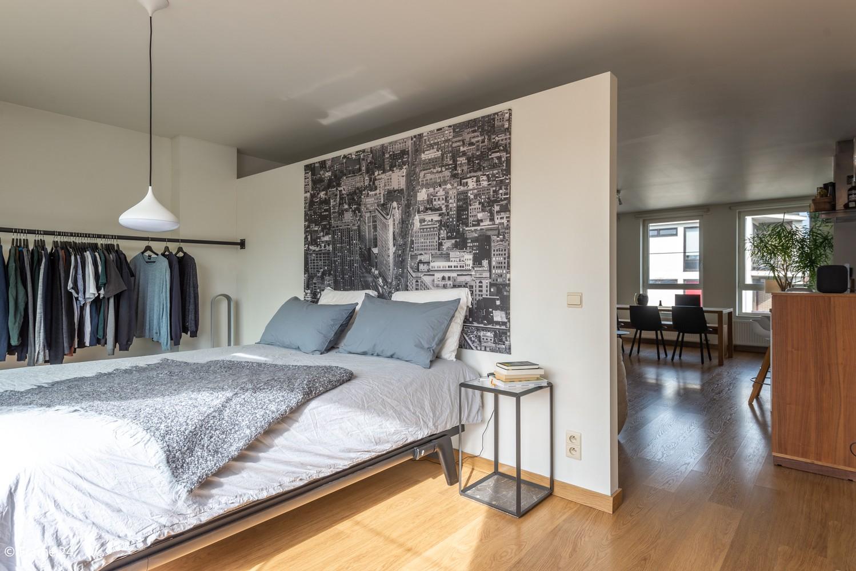 Instapklaar dakappartement met zonnig terras op goede locatie te Antwerpen! afbeelding 11