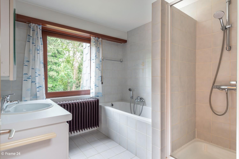 Verzorgde bel-étage met 3 slaapkamers en grote inpandige garage te Deurne afbeelding 15