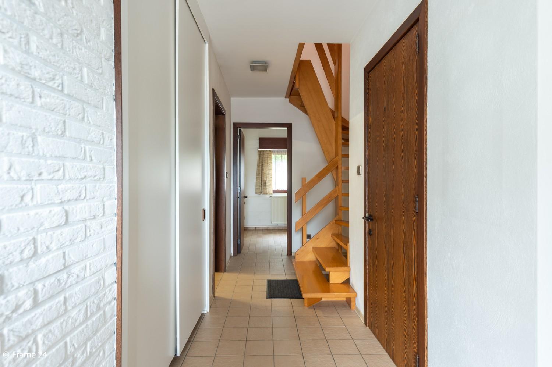 Verzorgde bel-étage met 3 slaapkamers en grote inpandige garage te Deurne afbeelding 23