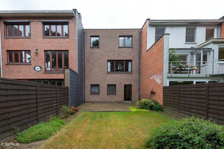 Verzorgde bel-étage met 3 slaapkamers en grote inpandige garage te Deurne afbeelding 26