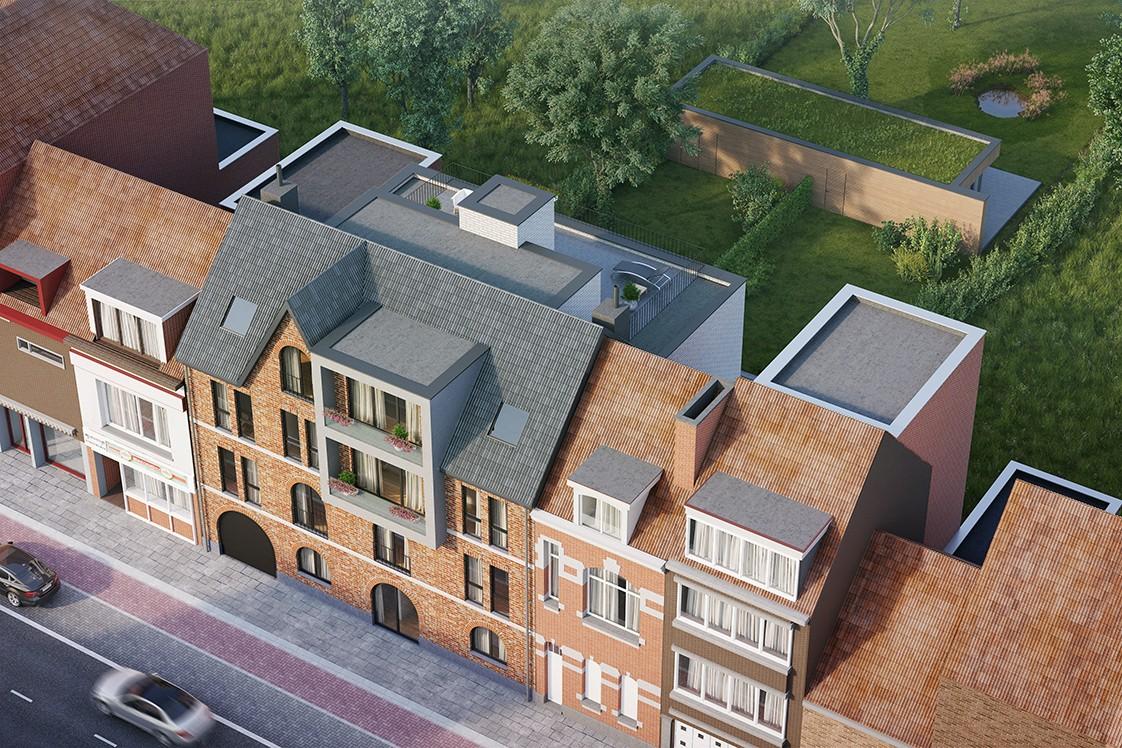 Twee ondergrondse autostaanplaatsen te koop in het centrum van Wijnegem! afbeelding 6