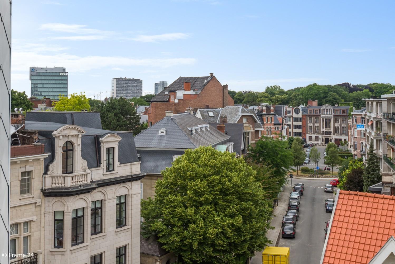 Uitzonderlijk appartement (+/- 250m²) met panoramische uitzichten te Antwerpen! afbeelding 24