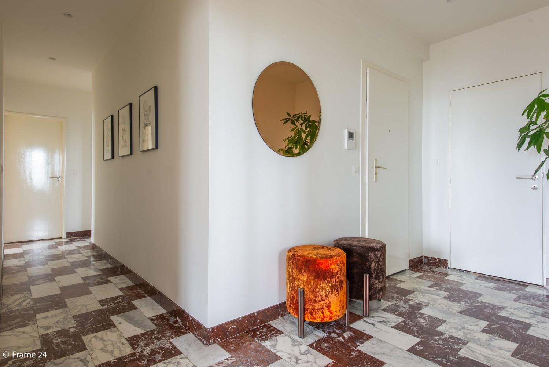 Riant luxeappartement (160 m²) met 3 slks aan het Koning Albertpark te Antwerpen! afbeelding 6