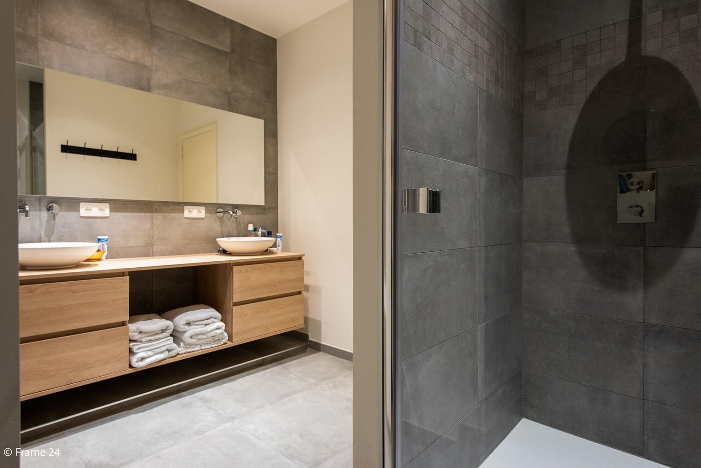 Riant luxeappartement (160 m²) met 3 slks aan het Koning Albertpark te Antwerpen! afbeelding 13