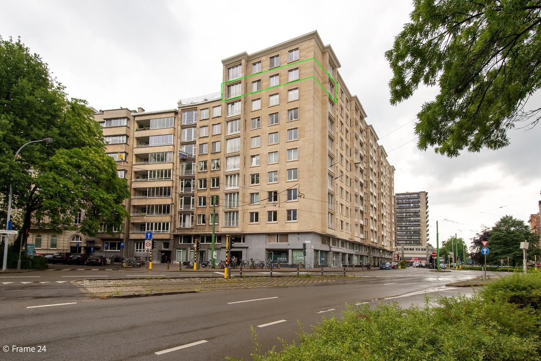 Riant luxeappartement (160 m²) met 3 slks aan het Koning Albertpark te Antwerpen! afbeelding 16
